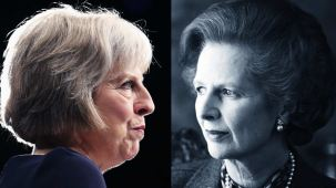 May - Thatcher