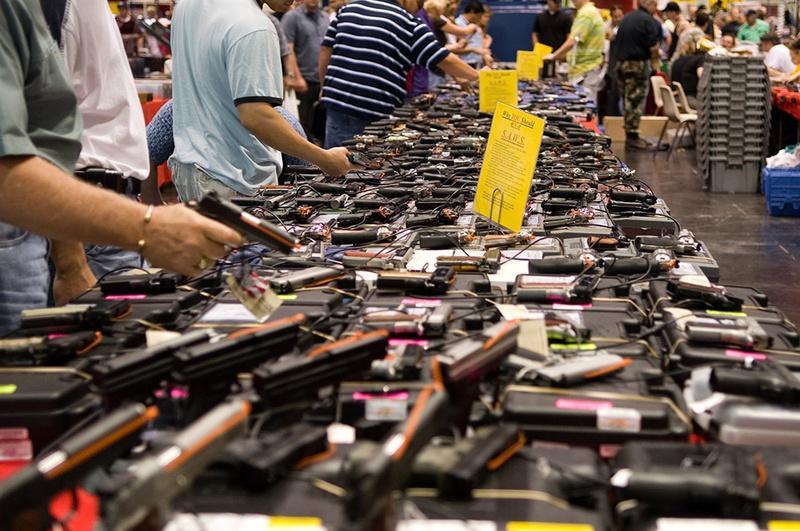 Texas gun market