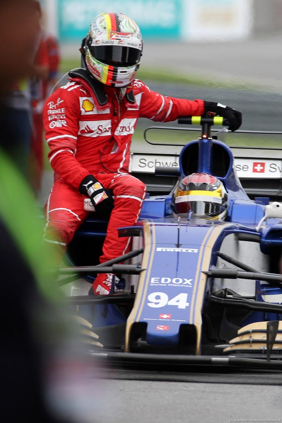 Malaysian Grand Prix, Sepang 28 September - 1 October 2017